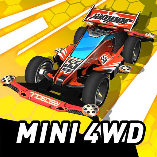 Mini Legend - Mini 4WD Simulation Racing Game! 2 3 2 APK for Android