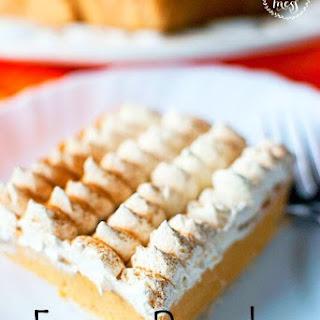 Frozen Pumpkin Mousse Tart