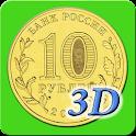Орел или решка 3D icon