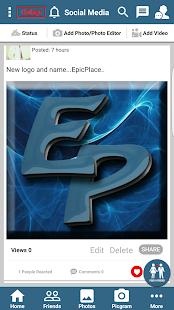 EpicPlace - náhled