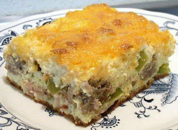 Lone Star Breakfast Casserole Recipe