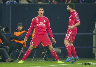 Un CR7 retrouvé permet au Real Madrid de l'emporter à Schalke 04 (0-2)