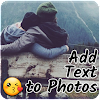 Add Text to Photo App (2017)