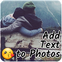 Add Text to Photo App (2017) icon