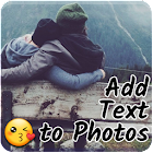 Add Text to Photo App (2018) icon