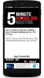 Basketball Training Videos - náhled