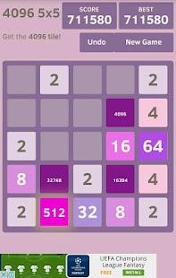 4096 5x5 - náhled