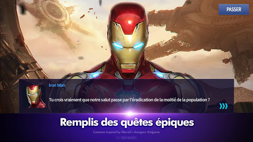 MARVEL Future Fight fond d'écran 2
