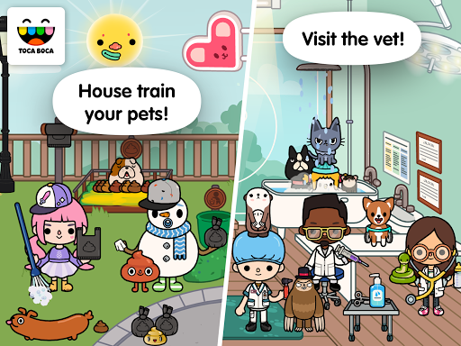 Download Toca Life: Pets MOD APK 10