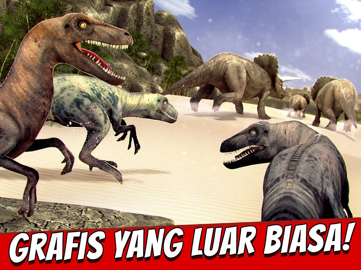 Dinosaurus Dunia Taman Hewan Apl Android Di Google Play