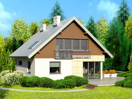 projekt Dom przy Cyprysowej 23