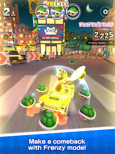 Mario Kart Tour 1.6.0 screenshots 9
