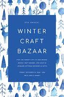 Winter Craft Bazaar - Postcard item