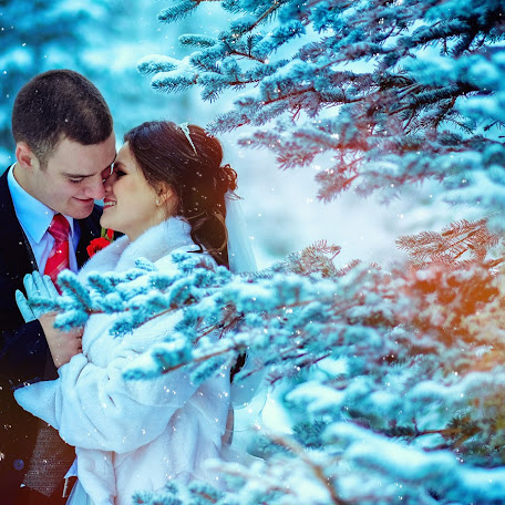 Wedding photographer Konstantin Solovev (Solovyev). Photo of 19.01.2018