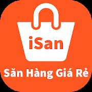 iSan - Săn hàng giá rẻ tại Shopee Lazada hàng ngày