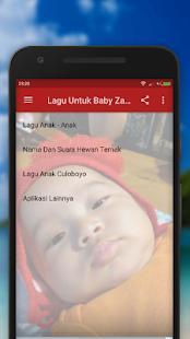 Lagu Untuk Baby Zahra - náhled