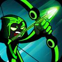 Super Bow: Stickman Legends - Archero Fight icon