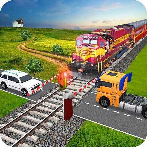 Rail Road Crossing Mania : Train Passing Simulator