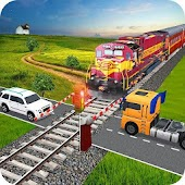 Rail Road Crossing Mania : Train Passing Simulator