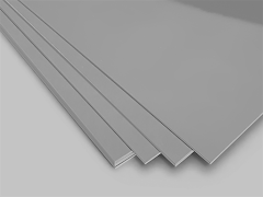 Vaquform Forming Sheets ABS - Gray - 20 pack - 1.00mm