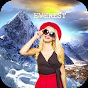 Mount Everest Photo Frames icon