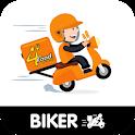 4 Food Biker icon