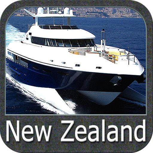 New Zealand GPS Map Navigator