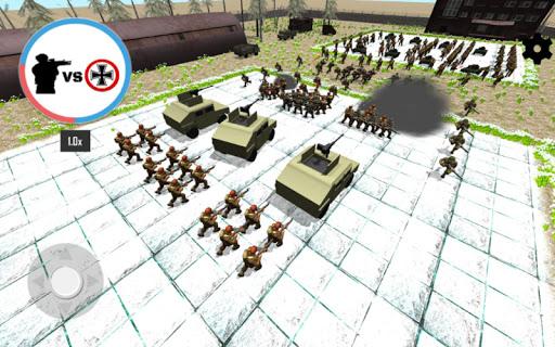 WORLD WAR 2 EPIC BATTLE SIMULATOR 1.3 screenshots 9