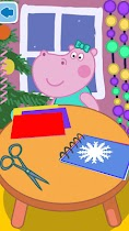Kids handcraft: Snowflakes - screenshot thumbnail 02
