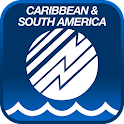 Boating Carib&S.Amer icon