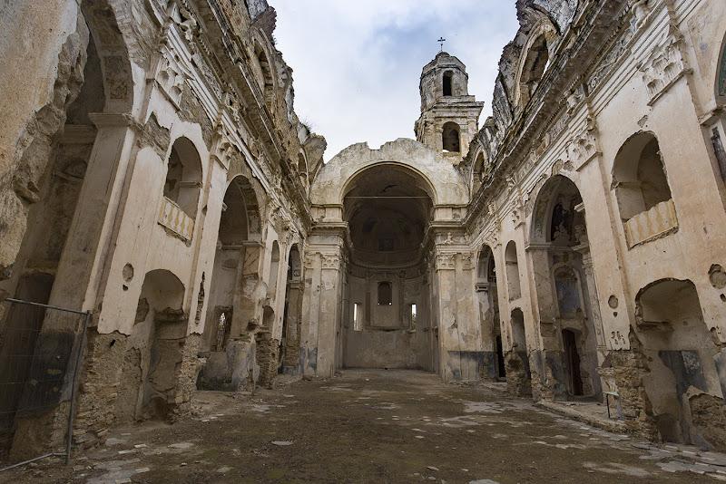 Chiesa senza volta di Giorgio Dominici