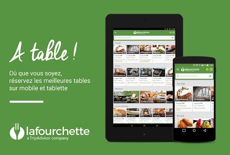 lafourchette restaurants applications android sur google play. Black Bedroom Furniture Sets. Home Design Ideas