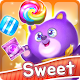 Sweet Jelly Candy Pop - Free offline match3 puzzle (game)
