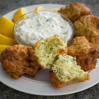 Greek Zucchini Balls (Kolokithokeftedes) Recipe