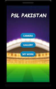App PSL 4 2019 selfie maker free APK for Windows Phone