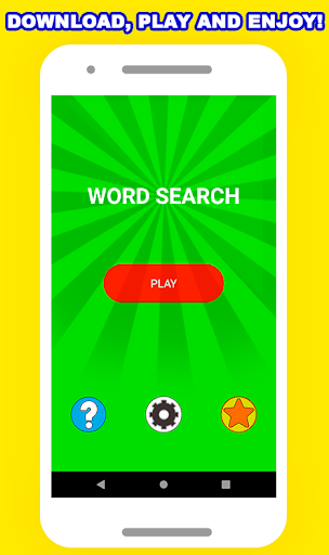 Word Search Puzzle - Free Fun Game android2mod screenshots 1
