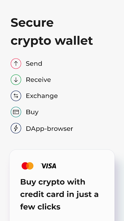 cryptocurrency exchange accept credit card