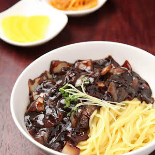 Black Bean Noodles Recipes.