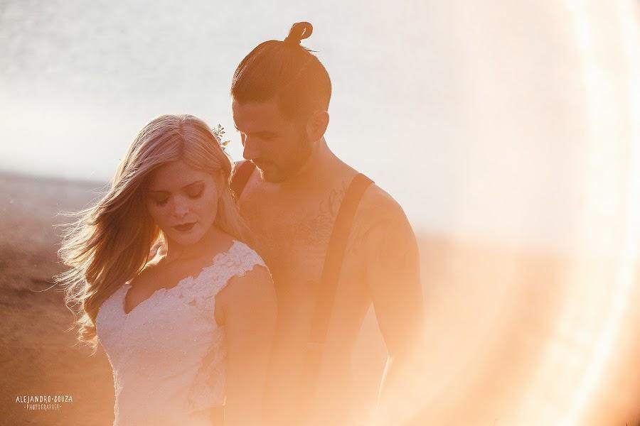 婚禮攝影師Alejandro Souza(alejandrosouza)。13.09.2016的照片