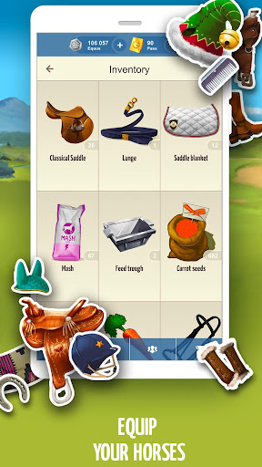 Howrse - free horse breeding farm game 4.0.5 screenshots 5