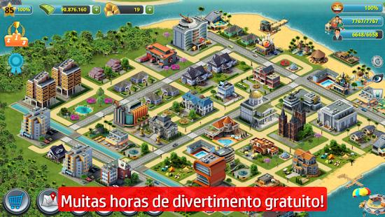City Island 3 - Building Sim Screenshot