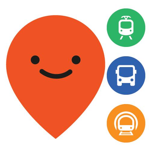 Baixar Moovit: Mapas & Horários de Ônibus, Trem e Metrô para Android