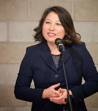 Photo: MayKao Hang, Friday's keynote speaker