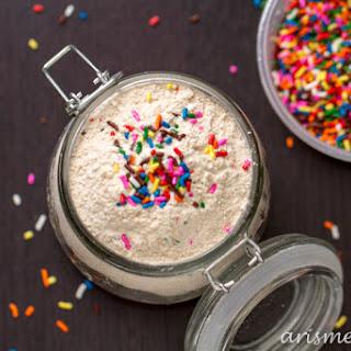DIY Funfetti Cake Mix