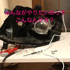 ワゴンRスティングレー MH23S のライトのカスタム事例画像 mutsukiさんの2019年01月13日05:13の投稿