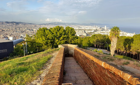 View  of the city - Itinerary Guide to 3 Days in Barcelona