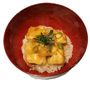 Agedashi Tofu Don