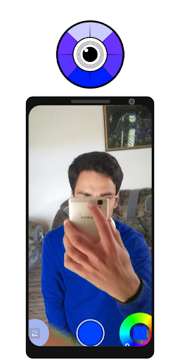 Change color camera switch replace and recolor app 0.93 screenshots 2