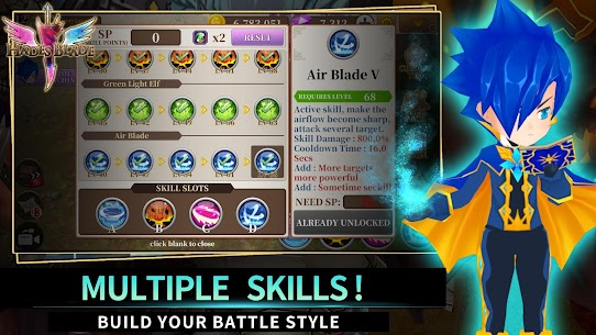 Endless Quest: Hades Blade MOD Apk 1.38 (Unlimited Money) 3