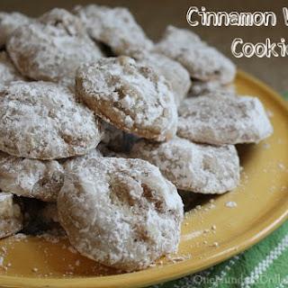 Cinnamon Walnut Cookies Recipe